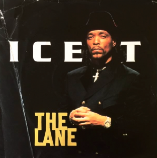 "Ice-T - The Lane (12"") (G/F)"